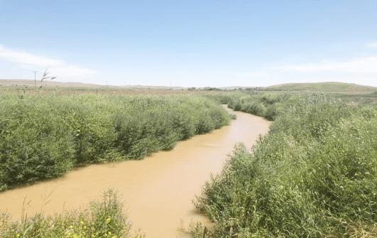 Yağmur suyu için tahliye kanalları açılıyor