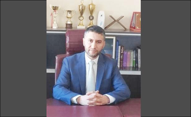 Suruç İlçe Müftülüğüne  Yahya Ertürk atandı