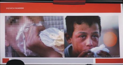 Suruç'ta Madde  Bağımlılığı Semineri Urfa Haber