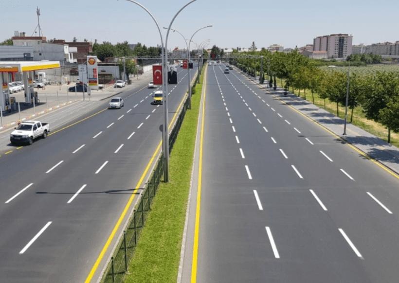 Bordür boyama ve yol çizgi makinesi alınacaktır Urfa Haber