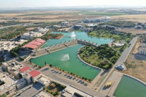 Harran Üniversitesi Arıtma tesisi yaptırıyor Urfa Haber