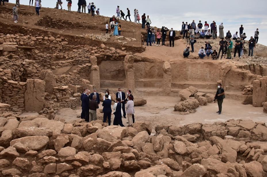 Karahantepe Neolitik Alanı Dünyaya Tanıtıldı