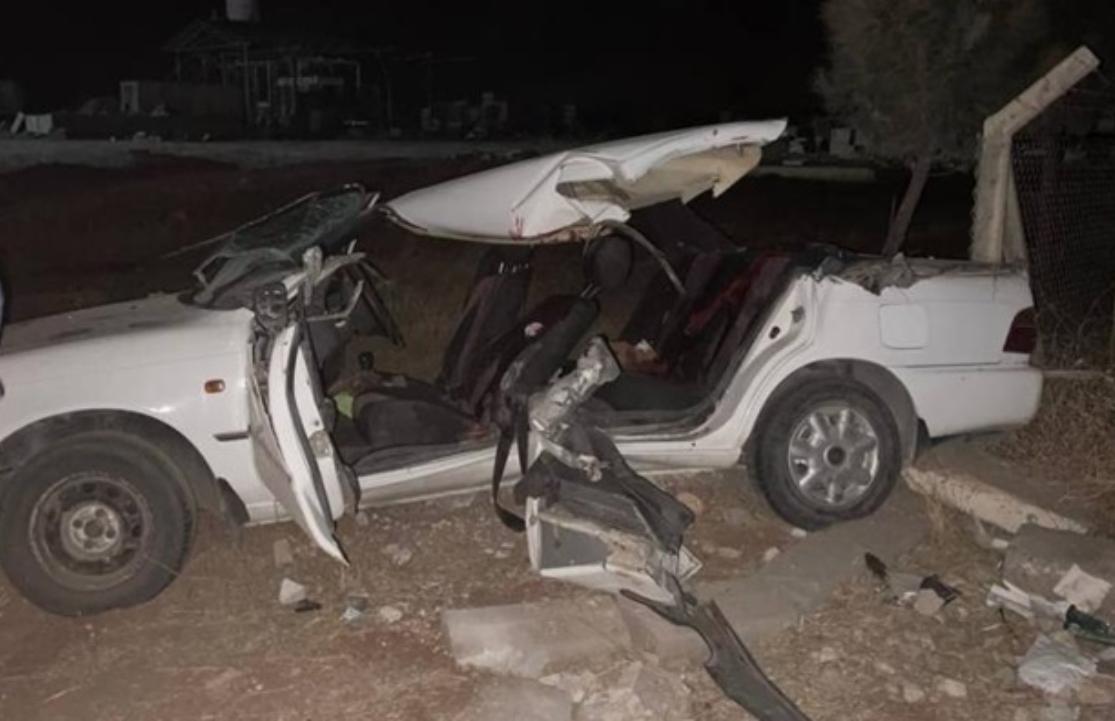 Suruç'ta kaza: 2 ölü, 7 yaralı
